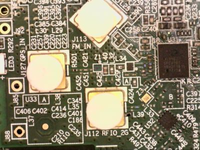 Failure Analysis - PCB Board Image